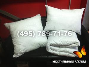 Одеяла и подушки для гостиниц
